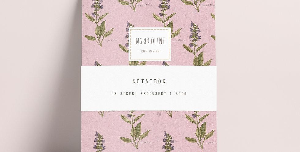 Notatbok: Lavendel