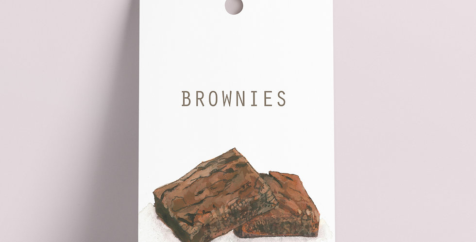 Gavelapp: Brownies
