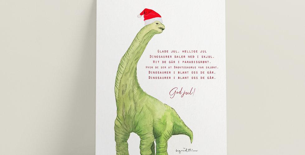 Store kort: Dinosaur