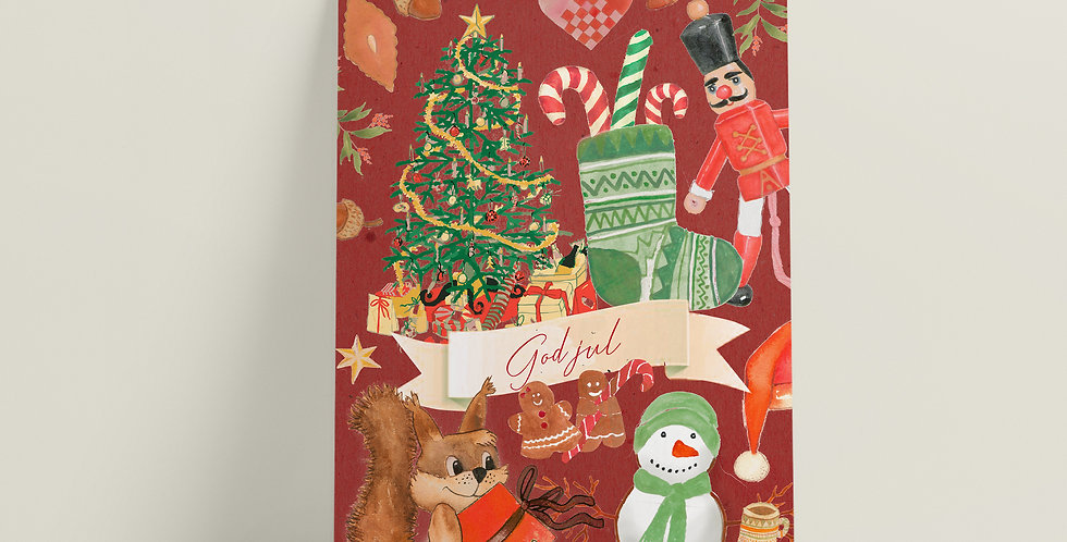 Store kort: Juleklassikere