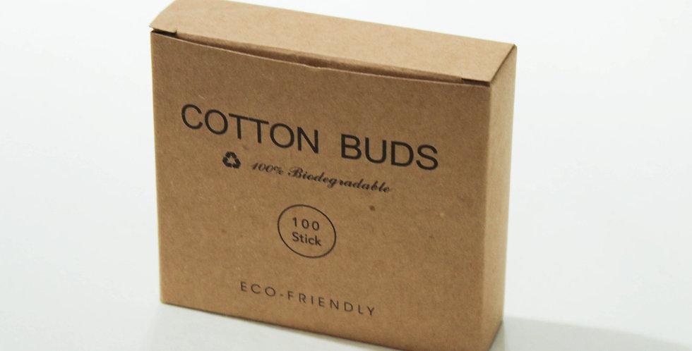 Bio-nedbrytbare bomullspinner