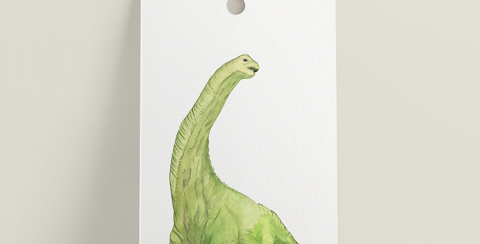 Gavelapp: Brontosaurus