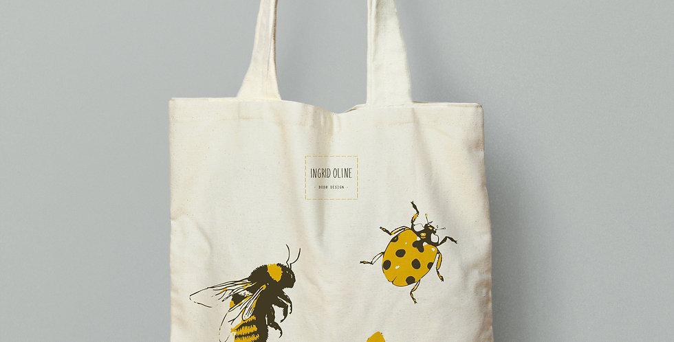 Handlenett bie