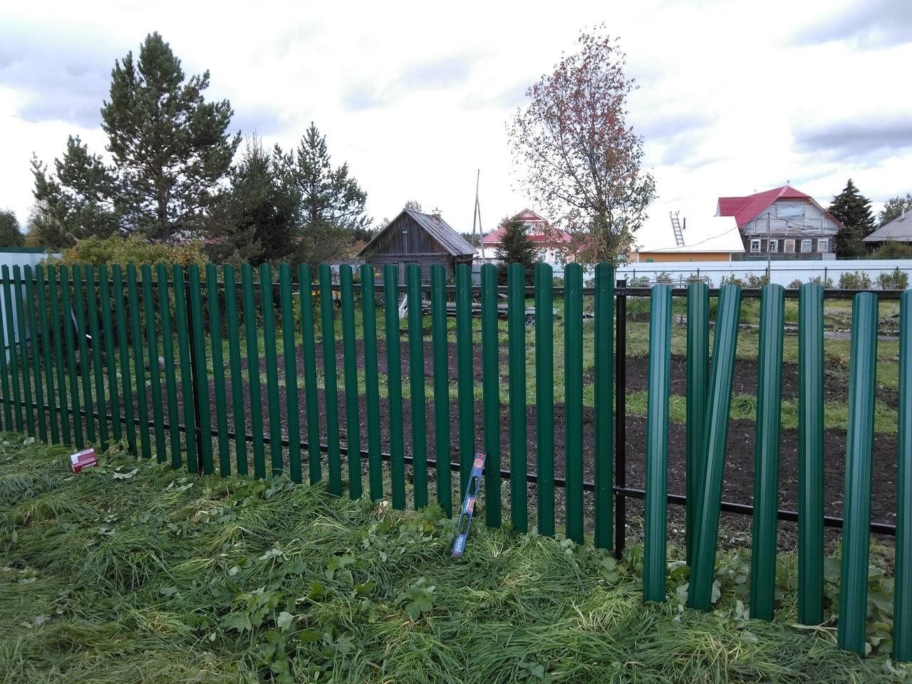 Забор ПроСтрой
