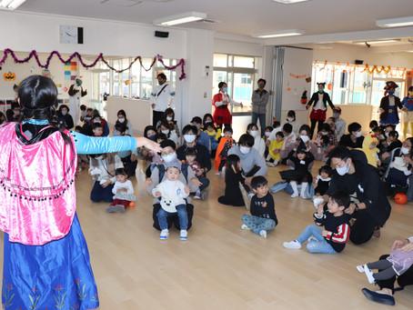 未就園児イベント ハロウィンパーティー