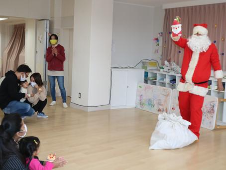 未就園児イベント クリスマス会