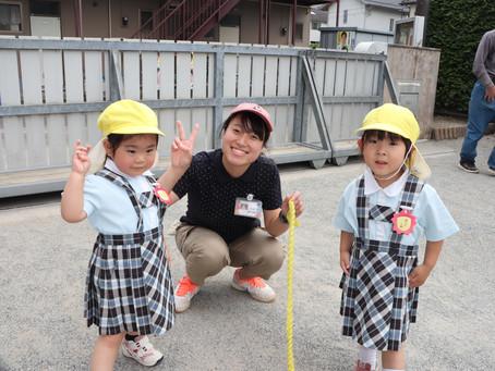 先生紹介☆Part7~女子力高い!年少組の先生です‼