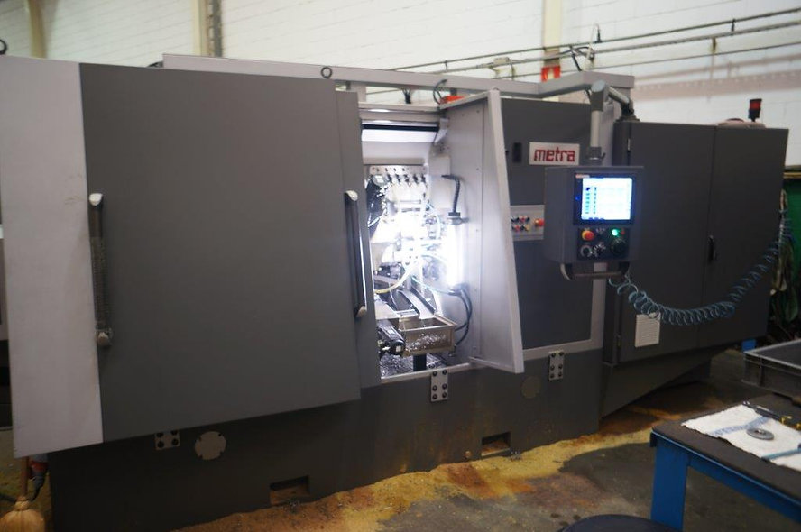 cnc multispindle