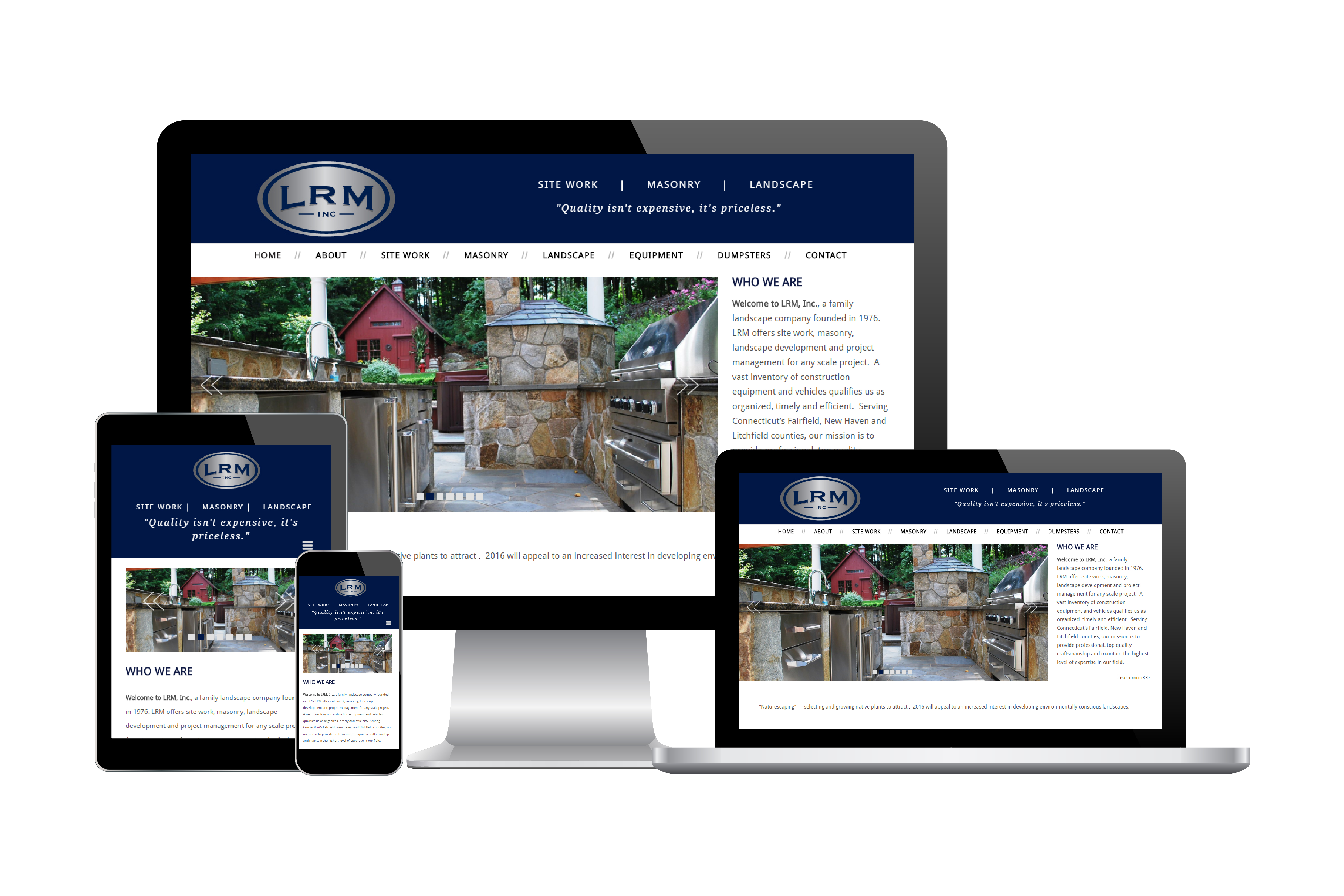 JMS Portfolio - Websites- LRM