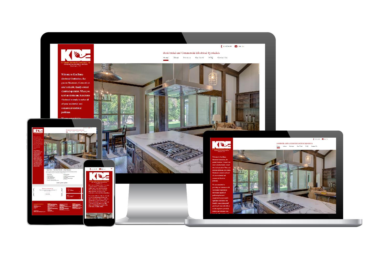 JMS Portfolio-Websites-Ken Burns Electri
