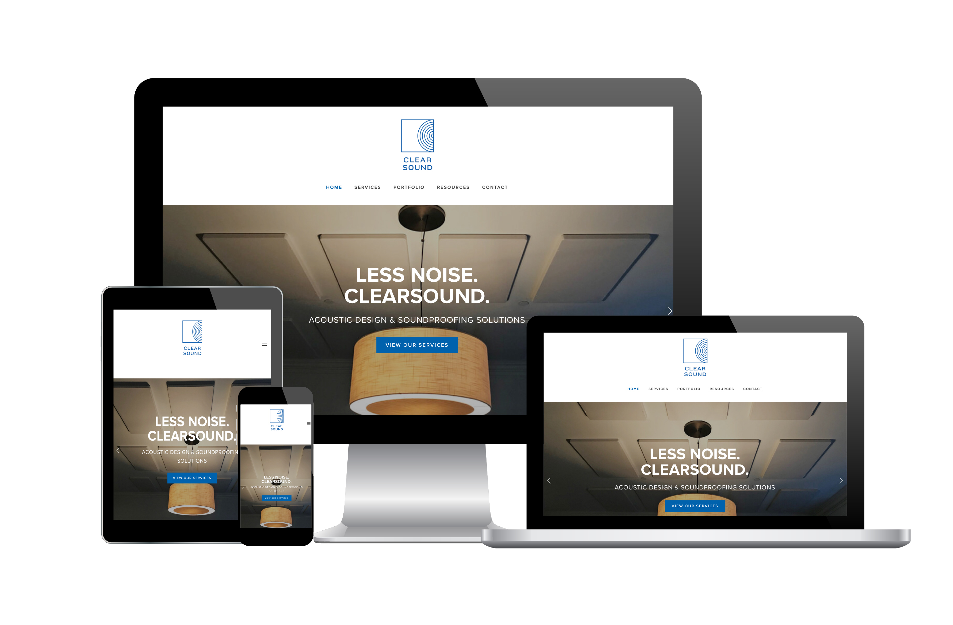 ClearSound-Website