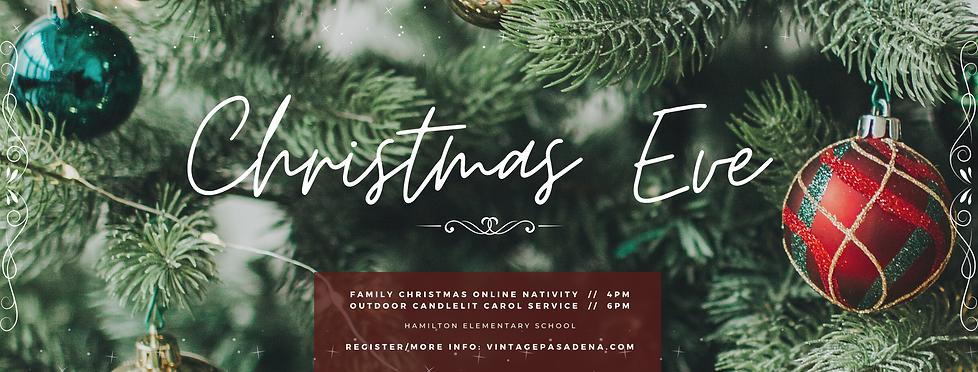 Vintage Christmas Eve  _  Facebook Chann