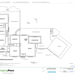 YPP360 - Existing - Floor Plan Layout - BH21