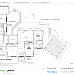 YPP360 - Proposed - Floor Plan Layout - BH21