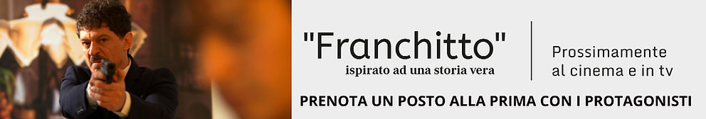 """""""fRANCHITTO"""" PRENOTA UN POSTO ALLA PRIMA"""