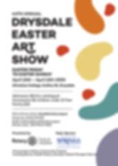 2020 Drysdale Arts Show A4 Flyer FB.jpg