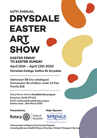 2020 Drysdale Arts Show A4 Flyer FB.jpg