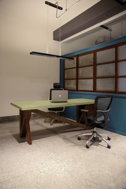 Star Hostel辦公室