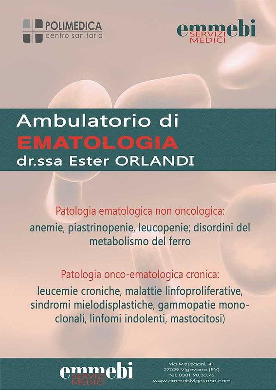 Patologia ematologica oncologica e non