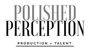 Polished Perception white background out