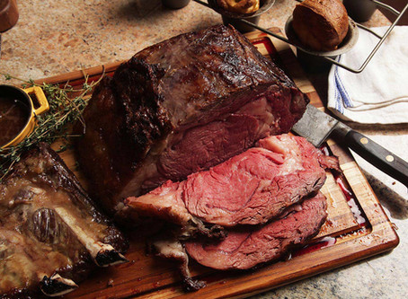 How to cook a prime rib