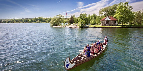 Leading tours for 1000 Islands National
