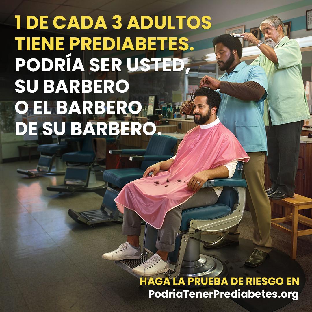 Podria ser usted, su barbero, o el barbero de su barbero