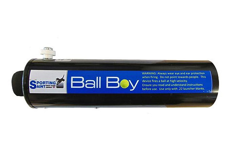 Ball Boy for the launcher