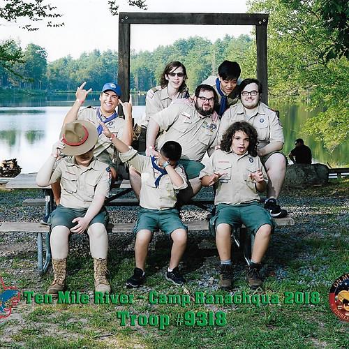 Summer Camp Portraits