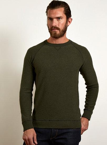 Kinross Coverstitch Sweatshirt