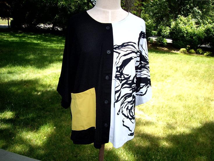 Tekbika Short Sleeve Colorblock by Alembika