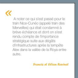 Francis et Lilian Ravinet