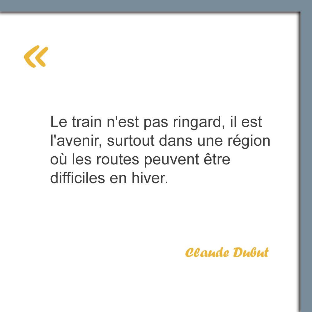 Claude Dubut