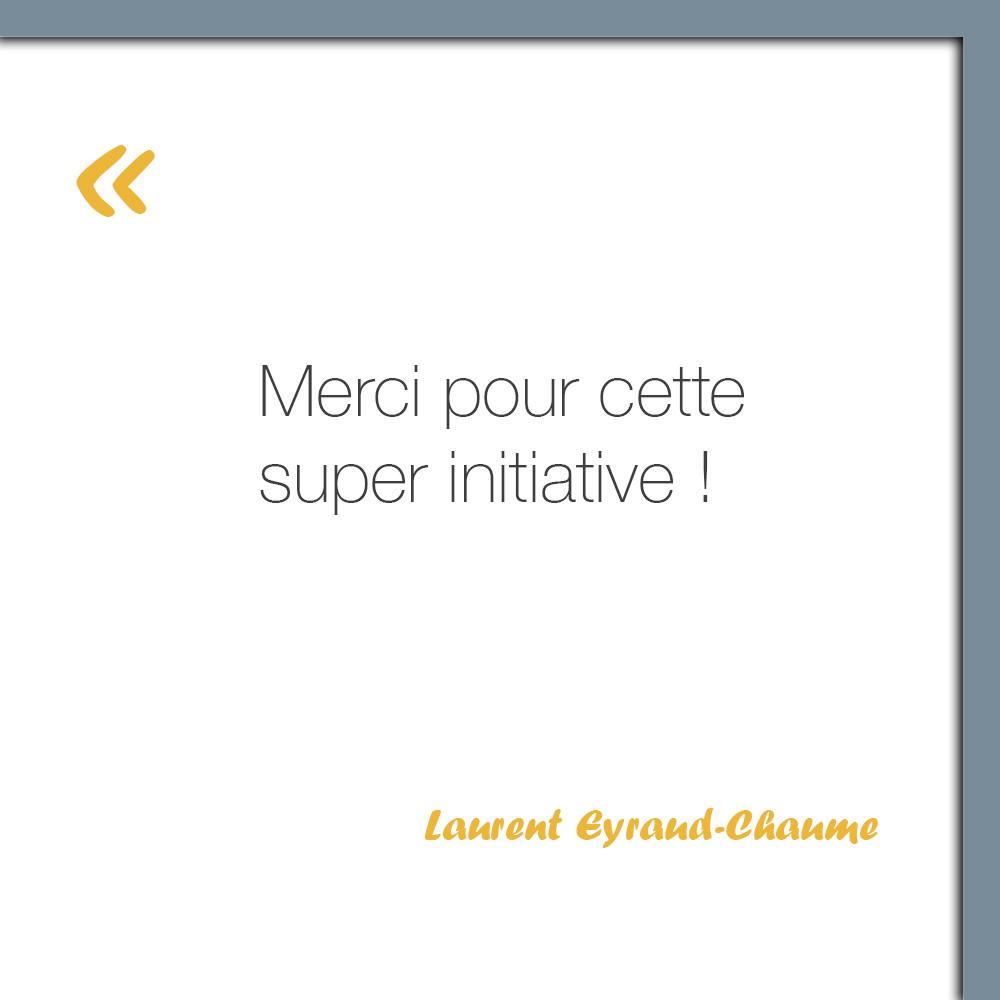 Laurent Eyraud-Chaume