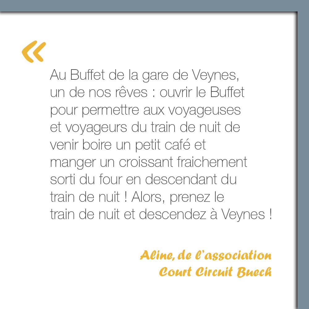 Aline, de Court Circuit Buech