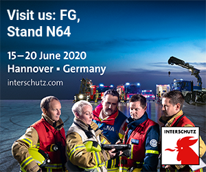 Fair INTERSCHUTZ, 15 to 20 June 2020