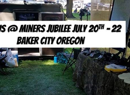Miners' Jubilee NEXT WEEKEND!!!