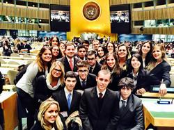 Assembléia Geral- Onu NY