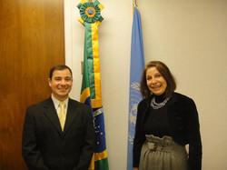 Missão Permanente do Brasil em NY