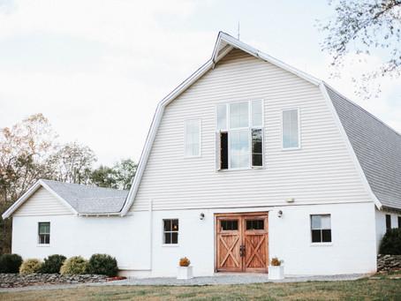 48 Fields: The Perfect Barn Wedding