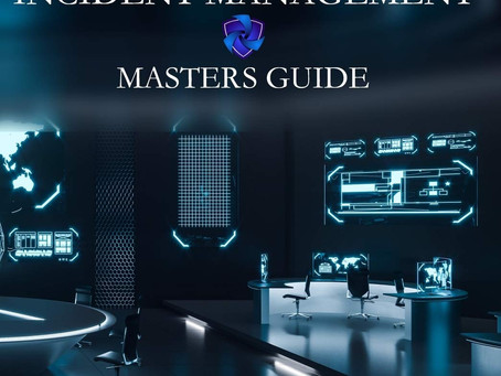 CYBERSECURITY INCIDENT MANAGEMENT MASTERS GUIDE: Volume 1 - A Review
