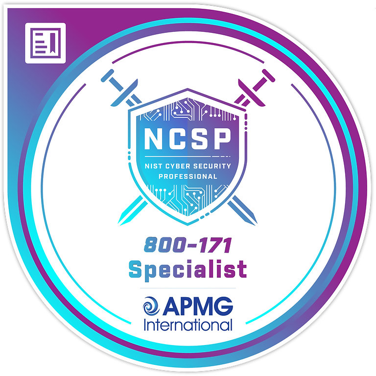 AMERICAS: 5-Day NCSP® 800-171 Specialist