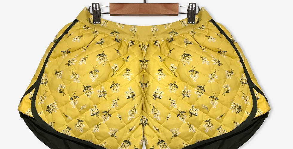 Laura B. Shorts / Daffodil Yellow