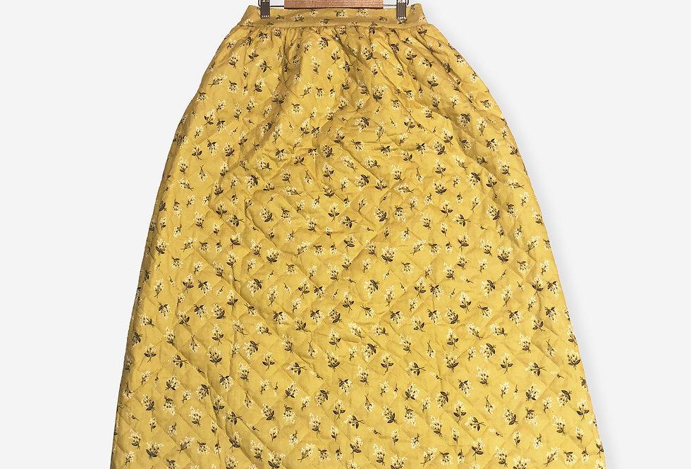 Cousin Ben Skirt / Daffodil Yellow