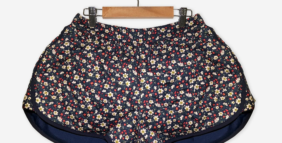 Laura B. Shorts / Daisy Field Navy
