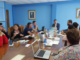 Consultor de UNESCO evalúa pilotaje de la RedPEA Costa Rica