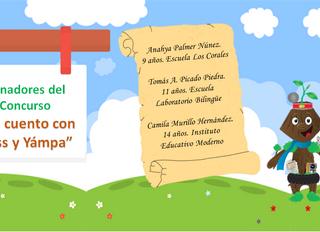 """Resultados Concurso """"Un cuento con Kriss y Yámpa"""""""