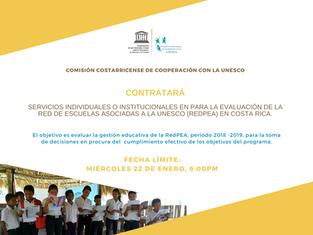 CCCU BUSCA CONSULTORÍAS INDIVIDUALES O INSTITUCIONALES PARA EVALUACIÓN DE LA REDPEA
