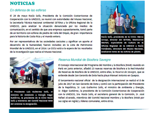 Boletín Nuevos Horizontes CCCU II-2017