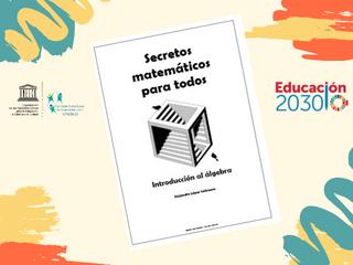 """CCCU recibe el documento """"Secretos matemáticos para todos.Introducción al álgebra"""""""